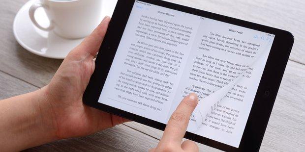 Sosyal Medyada Kitap Okumak